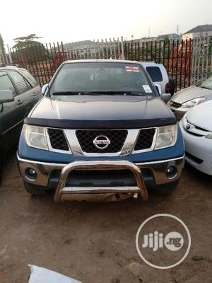 Nissan Frontier 2005 Automatic Blue | Cars for sale in Lagos State, Isolo