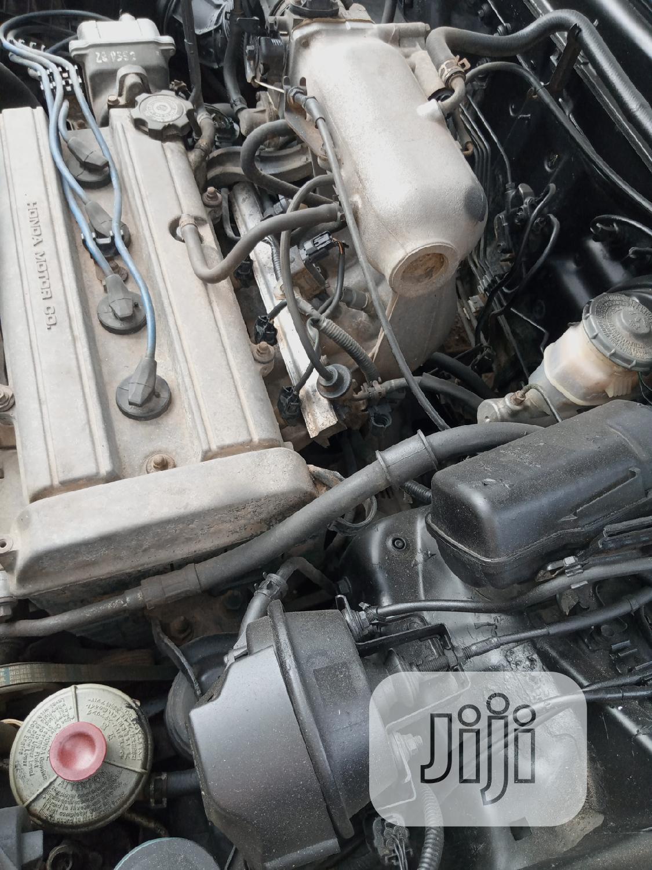 Archive: Honda CR-V 1999 Black