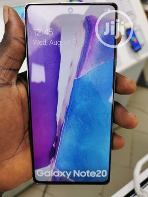 New Samsung Galaxy Note 20 256 GB Other   Mobile Phones for sale in Lagos State, Ikeja