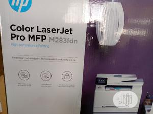 Colour Laserjet Pro MFP M283 Fdn   Printers & Scanners for sale in Lagos State, Ikeja