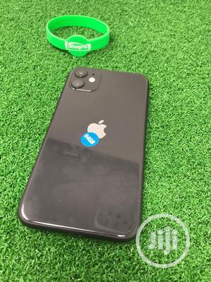 Apple iPhone 11 64 GB Black   Mobile Phones for sale in Oyo State, Ibadan