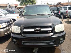 Toyota Sequoia 2005 Black | Cars for sale in Lagos State, Amuwo-Odofin