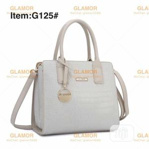 New Quality White Female Turkey Leather Handbag | Bags for sale in Lagos State, Isolo