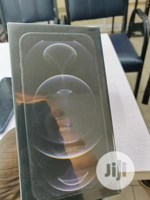 New Apple iPhone 12 Pro Max 256 GB Black   Mobile Phones for sale in Lagos State, Victoria Island