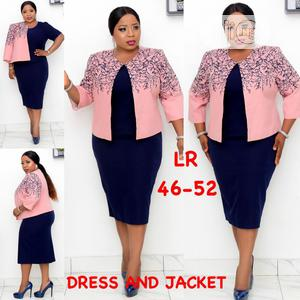 New Quality Female Turkey Gown With Jacket | Clothing for sale in Lagos State, Isolo