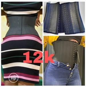 25 Steel Bones Latex Waist Trainer | Clothing for sale in Imo State, Owerri