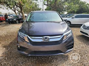 Honda Odyssey 2018 LX Gray   Cars for sale in Abuja (FCT) State, Gwarinpa