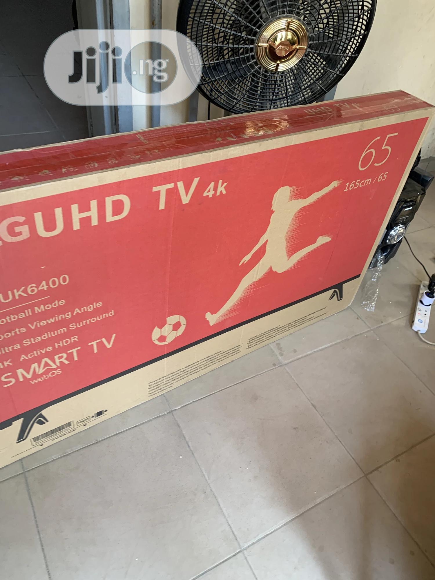 Archive: LG Uhd 4K TV 65 Inch