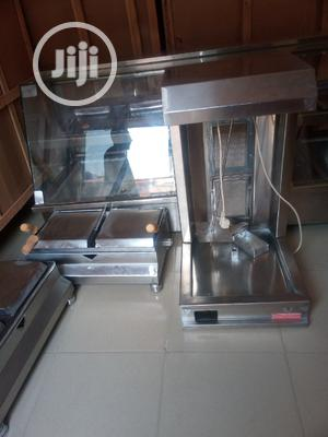 Shawarma Machine and Toaster Grill With 1year Warranty | Restaurant & Catering Equipment for sale in Lagos State, Ojo
