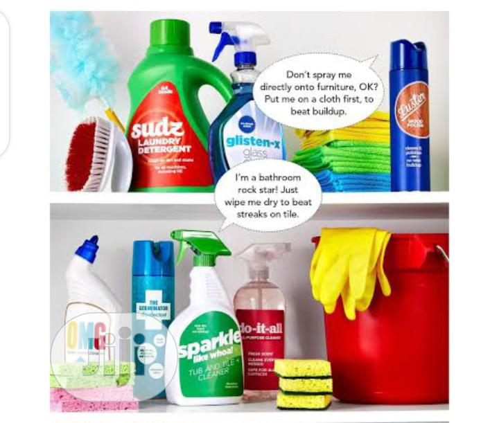 Archive: Exceptional Cleaning Services and Laundry