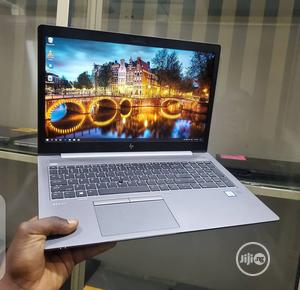 Laptop HP ZBook 15u G5 16GB Intel Core I7 SSD 512GB   Laptops & Computers for sale in Lagos State, Ikeja