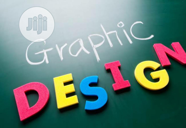 Graphics Designer   Computer & IT Services for sale in Ajah, Lagos State, Nigeria