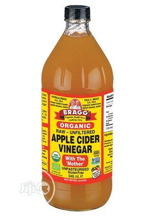 Bragg Organic Apple Cider Vinegar 946ml, 32oz | Vitamins & Supplements for sale in Abuja (FCT) State, Kurudu