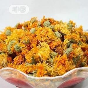 Calendula Flower/Buds 100g   Sexual Wellness for sale in Lagos State, Ikotun/Igando