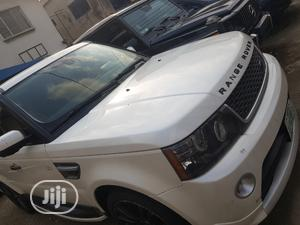 Land Rover Range Rover Sport 2010 HSE 4x4 (5.0L 8cyl 6A) White   Cars for sale in Lagos State, Ikeja