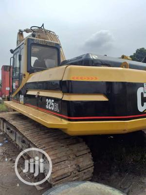 325 BL Excavator 2009   Heavy Equipment for sale in Rivers State, Port-Harcourt