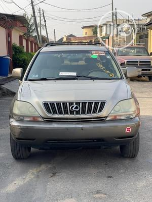 Lexus RX 2003 Gold | Cars for sale in Lagos State, Ogudu