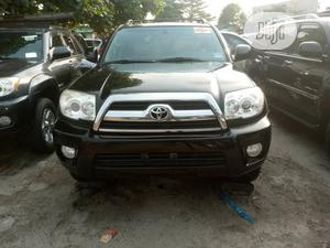 Toyota 4-Runner 2006 Limited 4x4 V6 Black | Cars for sale in Lagos State, Amuwo-Odofin