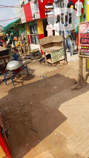 Open Space For Kiosk At Bus Stop. | Commercial Property For Rent for sale in Lagos State, Abule Egba