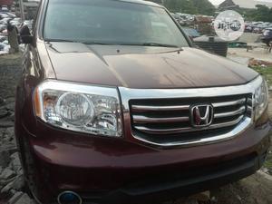 Honda Pilot 2011 Pink | Cars for sale in Lagos State, Amuwo-Odofin