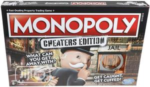 Monopoly Cheaters Edition (English)   Toys for sale in Lagos State, Ajah
