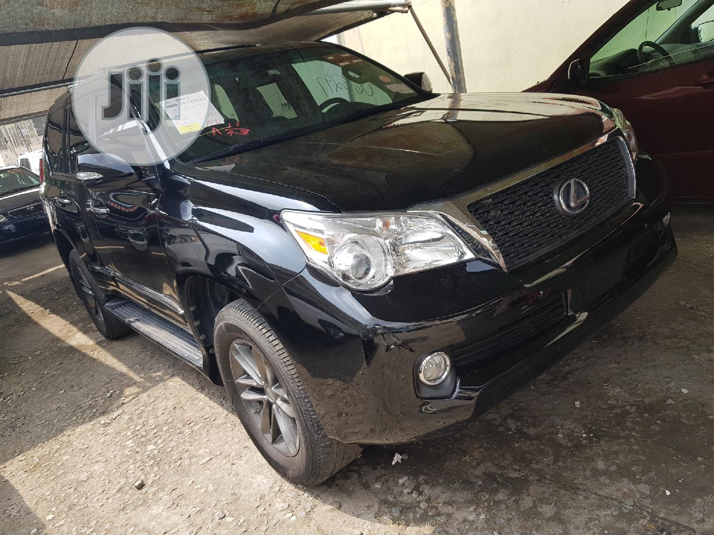 Lexus GX 2013 460 Premium Black | Cars for sale in Ifako-Ijaiye, Lagos State, Nigeria