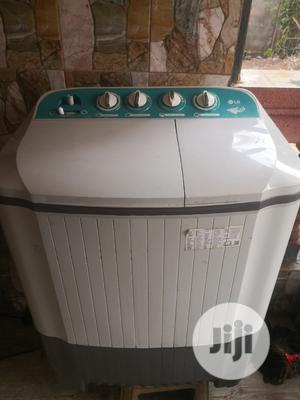 LG Washing Machine.   Home Appliances for sale in Lagos State, Ikeja
