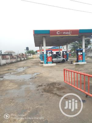 Filling Station With 8pumps On A Major Rd PH   Commercial Property For Sale for sale in Rivers State, Port-Harcourt
