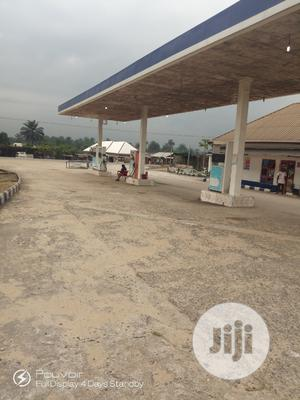 Good Filling Station With Busy Area With C Of O In Omagwa PH   Commercial Property For Sale for sale in Rivers State, Port-Harcourt