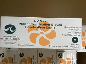 Powder-free, Non- Latex Gloves For Sale | Medical Supplies & Equipment for sale in Lagos State, Gbagada