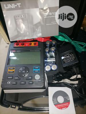 Insulation Tester UNI-T 5KV Ut 513 | Measuring & Layout Tools for sale in Lagos State, Ojo