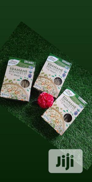 Simply Nature Organic Edamame Spaghetti 200G | Vitamins & Supplements for sale in Lagos State, Ilupeju