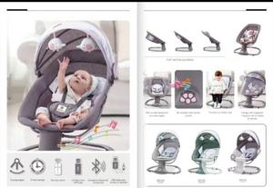 3in1 Mastela Deluxe Swing. As a Remote Control. | Children's Gear & Safety for sale in Lagos State, Alimosho