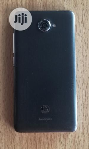 Vodafone Smart ultra 7 16 GB Black | Mobile Phones for sale in Lagos State, Mushin