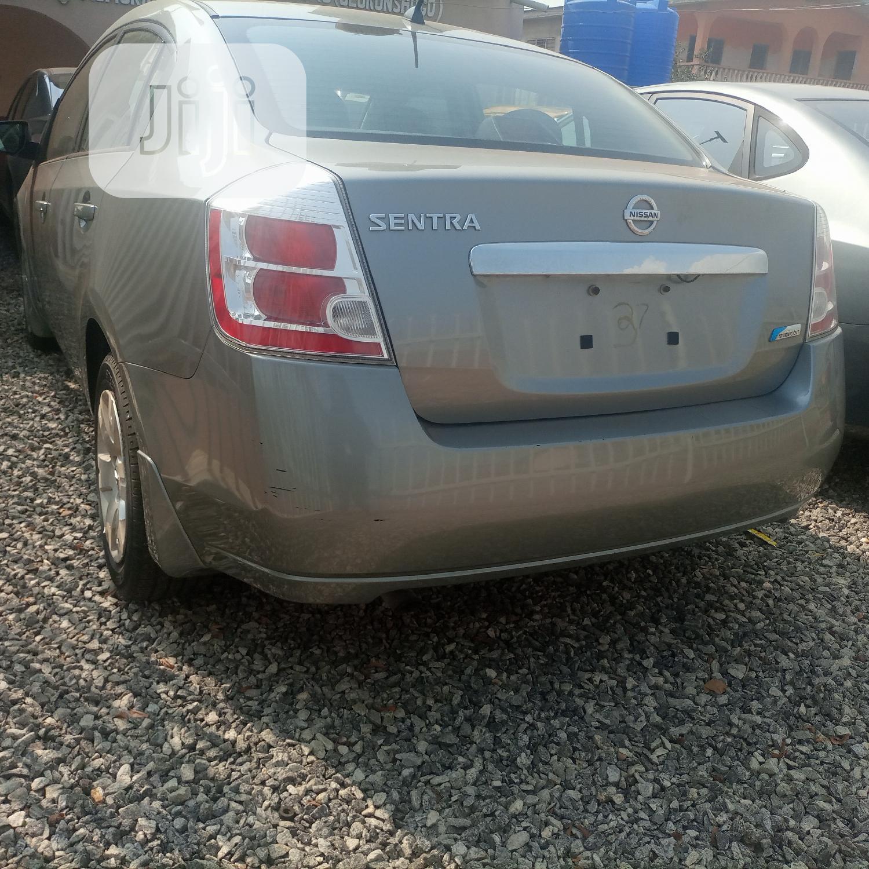 Nissan Sentra 2010 Gray | Cars for sale in Ikorodu, Lagos State, Nigeria