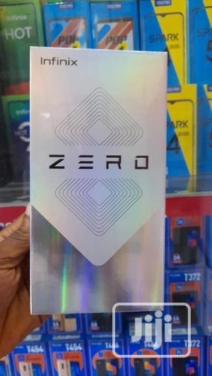 New Infinix Zero 8 128 GB Gray | Mobile Phones for sale in Lagos State, Ikeja