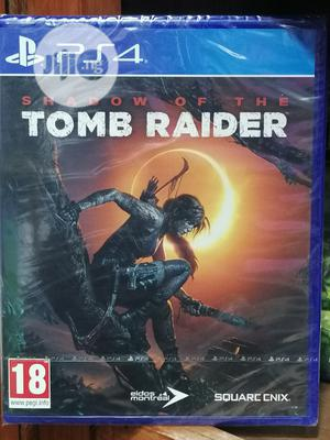 (PS4)Shadow of the Tomb Raider   Video Games for sale in Lagos State, Lagos Island (Eko)
