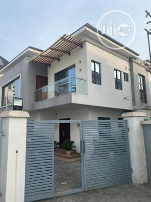 Four Bedrooms Semi-Detached Duplex With BQ   Houses & Apartments For Sale for sale in Lekki, Osapa london