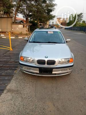 BMW 323i 2001 Silver   Cars for sale in Lagos State, Abule Egba