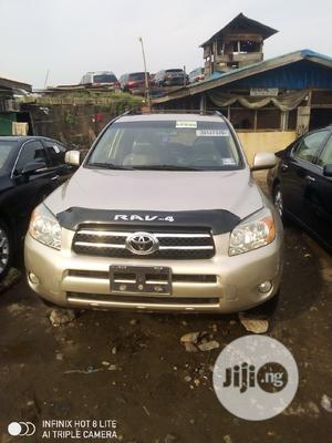 Toyota RAV4 2008 Gold | Cars for sale in Lagos State, Apapa