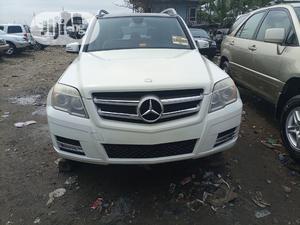 Mercedes-Benz GLK-Class 2010 350 4MATIC White | Cars for sale in Lagos State, Amuwo-Odofin