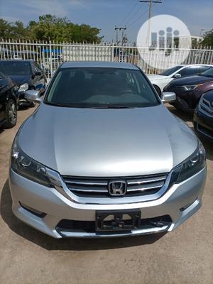 Honda Accord 2014 Silver   Cars for sale in Abuja (FCT) State, Garki 2