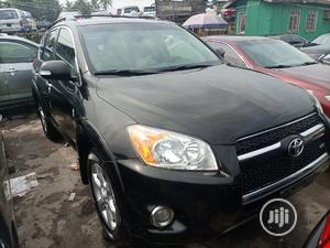 Toyota RAV4 2010 2.5 Limited 4x4 Black | Cars for sale in Lagos State, Amuwo-Odofin