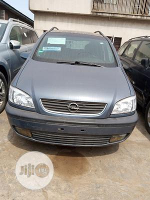 Opel Zafira 2003 Blue | Cars for sale in Lagos State, Ifako-Ijaiye