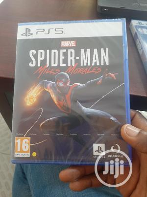 PS5 Marvels Spiderman Miles Morales   Video Games for sale in Lagos State, Ikeja