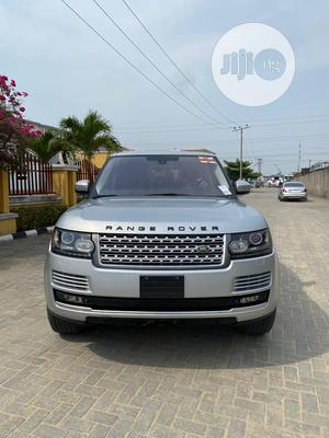 Land Rover Range Rover Vogue 2013 Silver | Cars for sale in Lagos State, Lekki