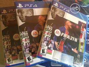 PS4/Ps5 Fifa 21 CD   Video Games for sale in Lagos State, Ikeja