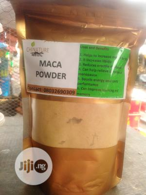 MACA POWDER - 250g   Feeds, Supplements & Seeds for sale in Rivers State, Port-Harcourt