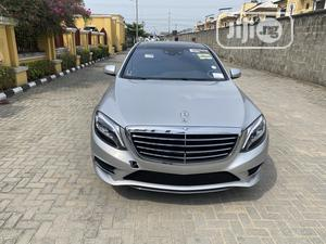Mercedes-Benz S Class 2015 Silver | Cars for sale in Lagos State, Lekki