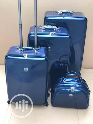 """Unique Luggage Bags Set of 3. 12""""20""""24""""28 